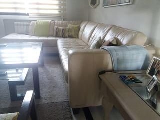 sofa esquinero piel Natuzzi