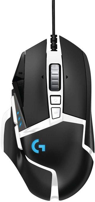 Logitech G502 SE Hero Ratón RGB para Gaming