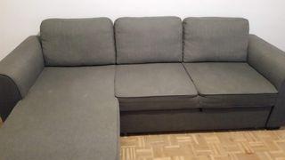 Chaiselongue sofá cama