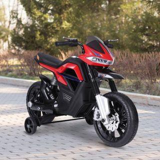 Moto Eléctrica Infantil Moto de Juguete Niños