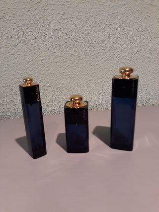 3 ficticios perfume se Addict de Dior