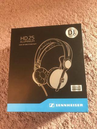 Sennheiser HD25 Aluminium