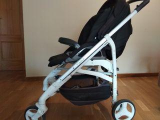 Inglesina capazo, maxi-cosi bebé y silla