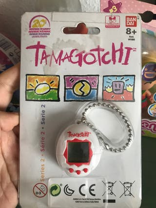 Tamagotchi 20 aniversario
