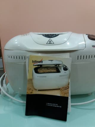 Máquina para hacer pan