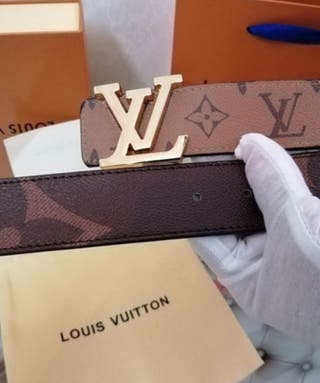 cinturon LOUIS VUITTON