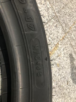 Neumático 90/80-17 Michelin