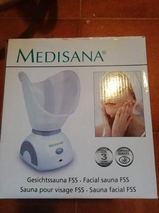 Máquina de limpieza facial
