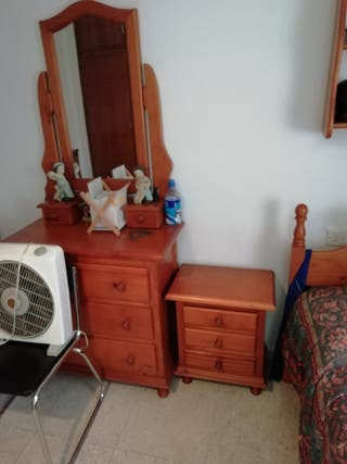 dormitorio provenzal completo