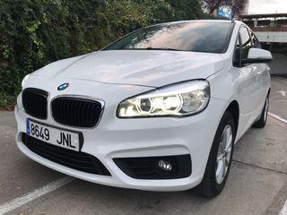 BMW Serie 2 218d automático 7 plazas 2016
