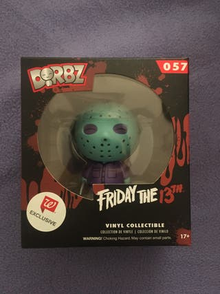 Funko Dorbz exclusivo Jason voorhees