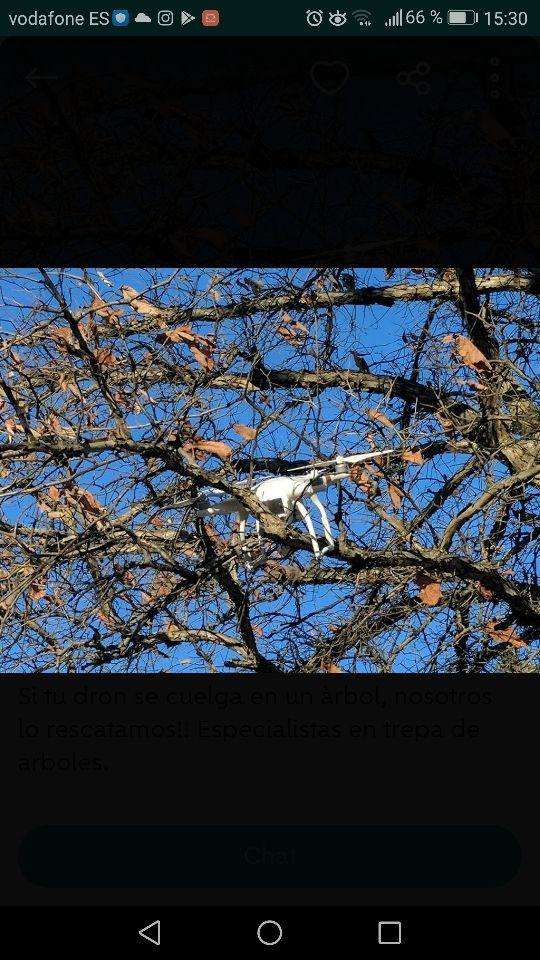 Rescate de Dron