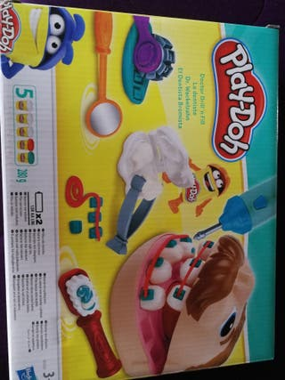 Doctor Drill Play-Doh