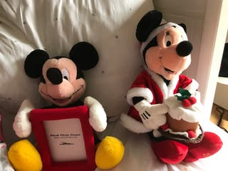 Peluches mickey mouse