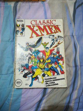 Retapados Classic X-Men