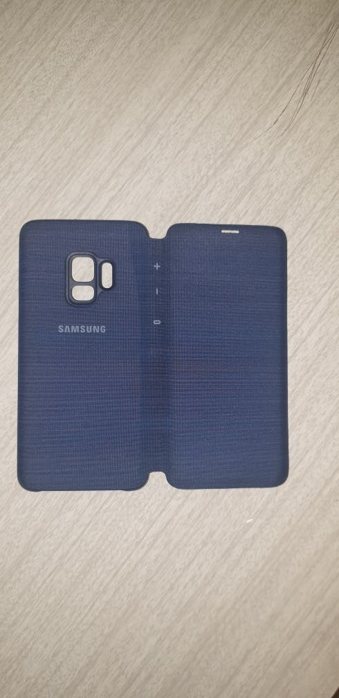 Funda LED View Samsung S9