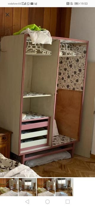 armario restaurado - HOY