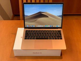 MacBook Air 13 gold 2018 1,6GHz i5 128 SSD NUEVO