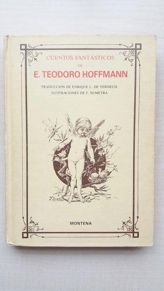 Libro Cuentos fantásticos de E.T.A. Hoffmann.