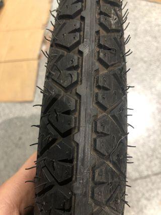 Neumático 2 1/2-17 michelin