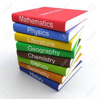libros bachiller / secundaria