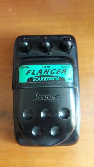 Pedal Flanger Guitarra