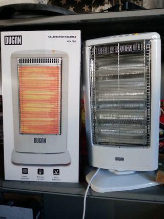 calefactores de 4 barras(nuevos)