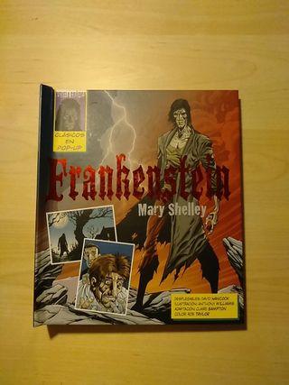 novela grafica frankenstein