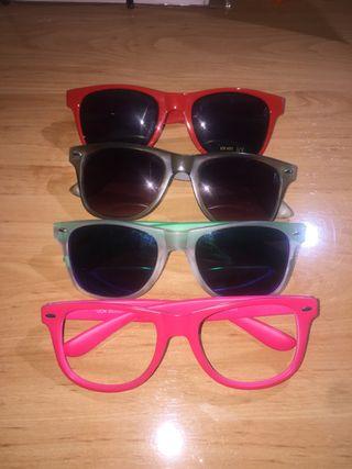 Pack 4 gafas de sol