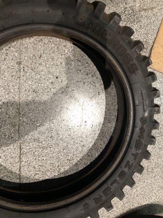 Neumático 120/90-17 64M Metzeler