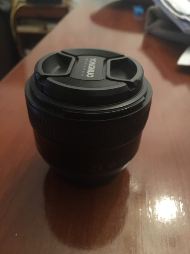 Yongnuo 50mm f1.8 Nikon