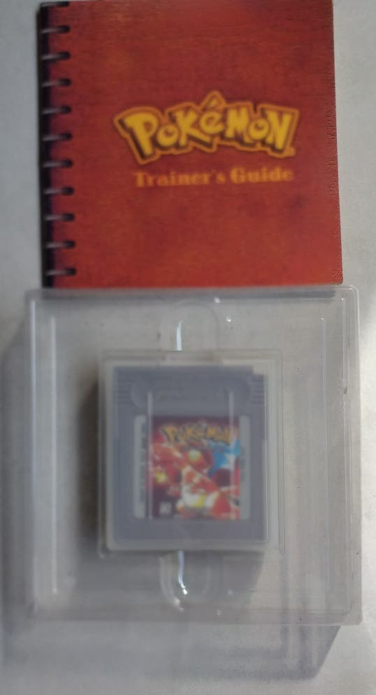Pokémon Rojo Game Boy color