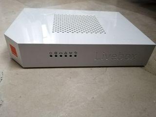 Router wifi Livebox Orange