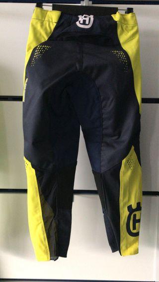 pantalones enduro Husqvarna nuevos