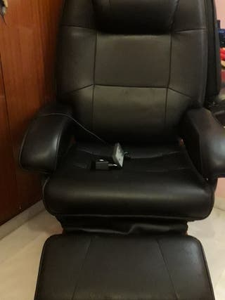 sillon de masaje en buen estado