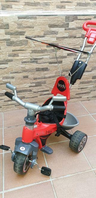 Triciclo Infantil INJUSA