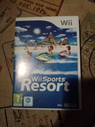 wii Sport Resort original