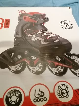 patines en linea oxelo junior