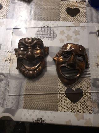 mascaras de metal
