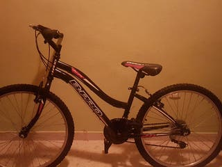 bicicleta júnior 9 a 12 años