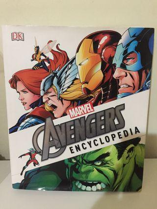 Avengers Encyclopedia Marvel