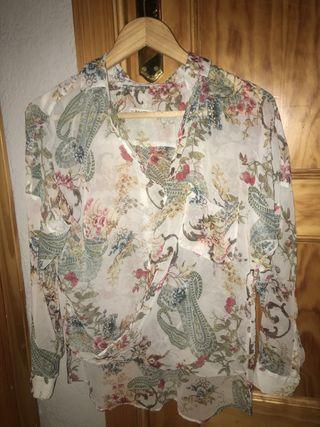 Camisa mujer Pull & Bear