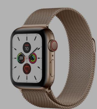 apple watch serie 5 ,32 gigas