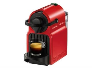 Nespresso Inissia Ruby Roja