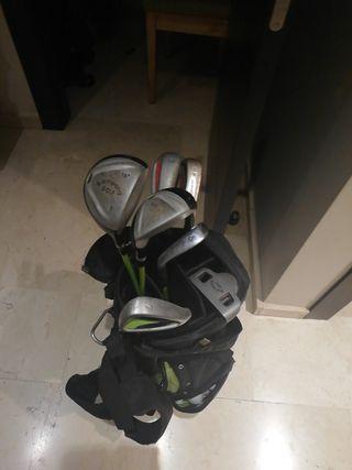 Palos de Golf Boomerang Junior