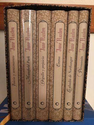 Colección Novelas Jane Austen