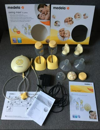 Sacaleches Medela doble swing
