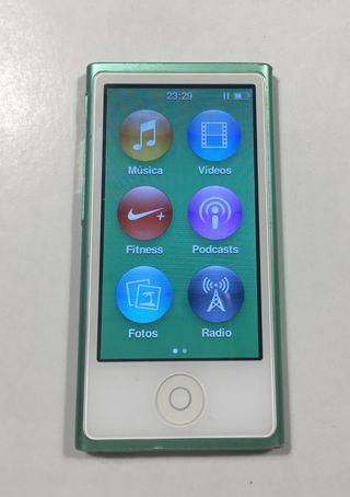 Ipod Nano 7ª Generación 16GB