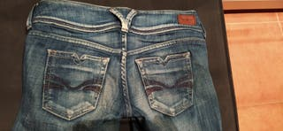 tejanos chica Pepe jeans