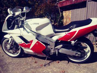 YAMAHA FZR 1000 EXUP DE 1992